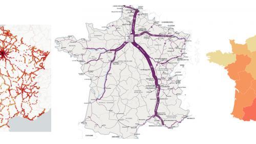 INFOGRAPHIES. Nombre de voyageurs, retards, suppressions de trains... A quoi ressemble le trafic ferroviaire français ?