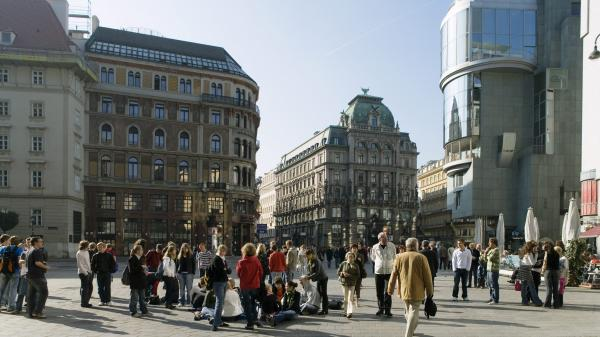 À Vienne, la capitale du loyer modéré, le mètre carré est loué moins de dix euros