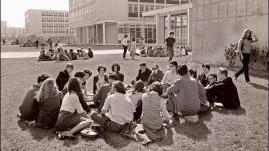 Mai 68 : il y a 50 ans la fac de Nanterre sonnait la charge