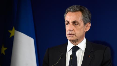 """DIRECT. Nicolas Sarkozy mis en examen : """"Depuis 2011, je vis l'enfer de cette calomnie"""", s'est défendu l'ex-président devant les juges"""