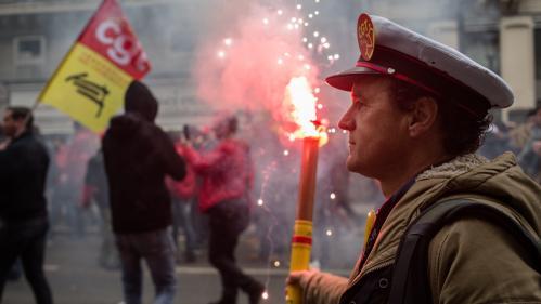 Grève : mobilisations aux quatre coins du pays ce jeudi