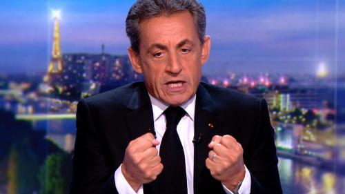 Financement de la campagne de 2007 : ce qu'il faut retenir de l'intervention de Nicolas Sarkozy au 20 heures de TF1