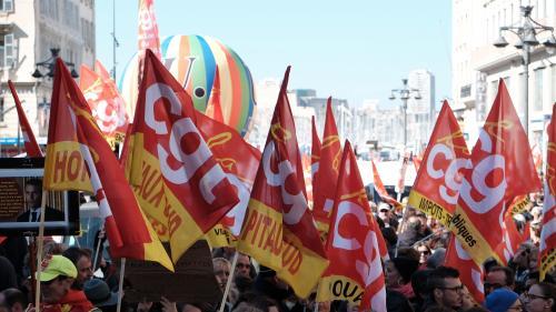 Grèves : une convergence des luttes syndicales impossible ?