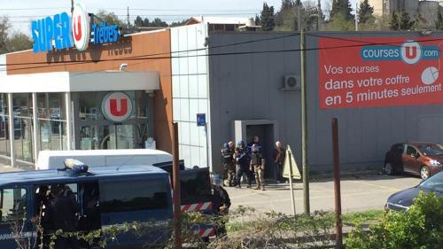 Ce que l'on sait des attaques terroristes qui ont fait au moins trois morts dans l'Aude