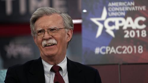 Etats-Unis : Donald Trump nomme le néoconservateur John Bolton conseiller à la sécurité nationale