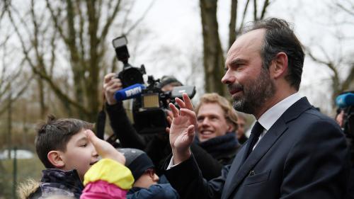 """VIDEO. Prise d'otages dans un supermarché de l'Aude : Edouard Philippe évoque une """"situation sérieuse"""""""