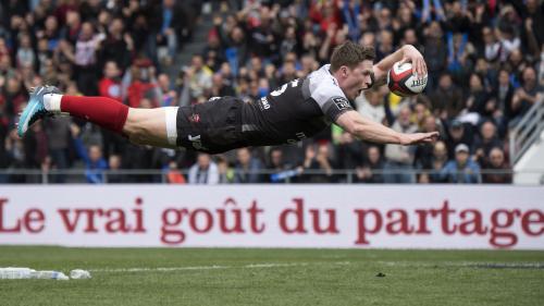 Rugby : Toulon étrille Clermont 49-0