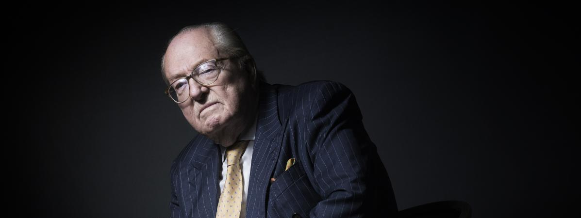 Jean Marie Le Pen D 233 Finitivement Condamn 233 Pour Ses Propos