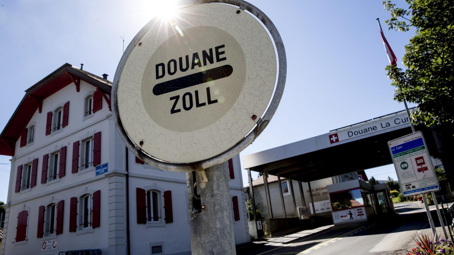 Pour chapper la taxe sur les ordures des suisses - Taxe sur les bureaux en ile de france ...