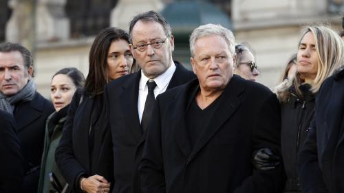 """""""S'il ne nous avait pas rencontrés, Johnny serait mort ruiné"""" : le père de Laeticia Hallyday, André Boudou, défend sa fille"""