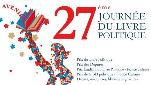 V nement 27 me journ e du livre politique le samedi 7 - Livraison chronopost le samedi ...