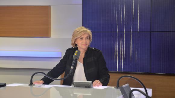 Valérie Pécresse s'est inscrite sur un site de covoiturage — Grève SNCF