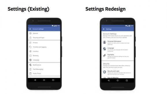 Les paramètres de confidentialité de Facebook vont être réorganisés en un seul et même menu
