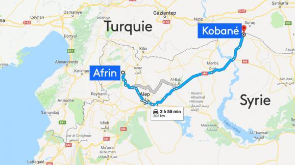 La Turquie met en garde contre une