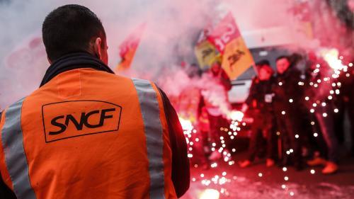 SNCF : le taux de grévistes continue de baisser, il est de 17,45% au début du cinquième épisode