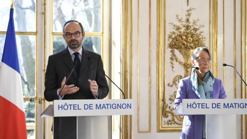 """SNCF : """"Les Echos"""" ont supprimé une interview d'Elisabeth Borne que Matignon avait trop réécrite"""