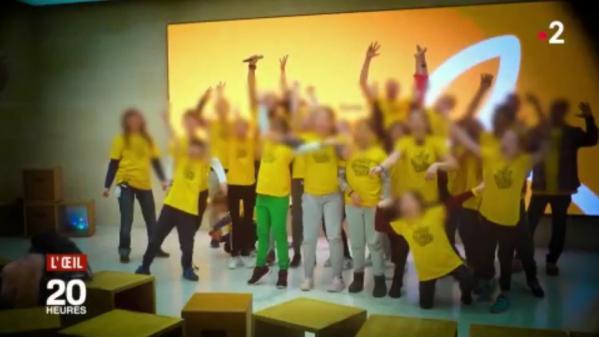 VIDEO. Quand des écoles publiques organisent des sorties chez Apple