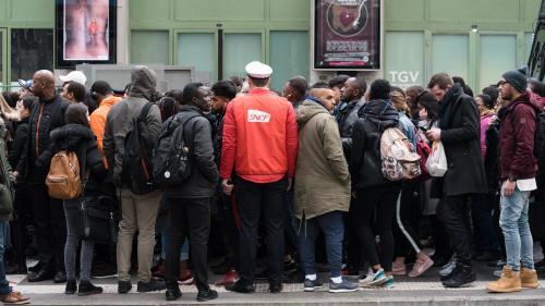 SNCF : pourquoi le trafic risque aussi d'être perturbé entre les jours de grève