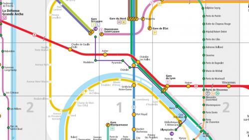 CARTE. A Paris, en fauteuil roulant, mieux vaut oublier le métro