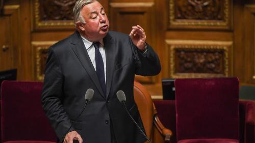 """Réforme des institutions : Gérard Larcher """"en total désaccord"""" avec la réduction de 30% de parlementaires"""