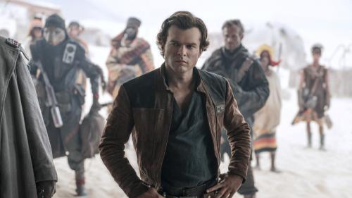 "Cinéma : ""Solo: A Star Wars Story"""
