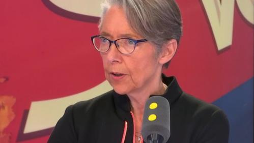 """SNCF : Elisabeth Borne défend des journées de discussion """"utiles"""" par rapport à """"une grève qui pénalise les usagers"""""""