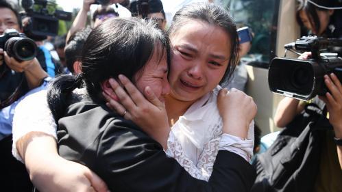 Une Chinoise retrouve sa famille vingt-quatre ans après sa disparition