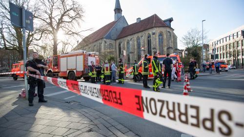 Allemagne : ce que l'on sait (et ce que l'on ne sait pas encore) du drame de Münster