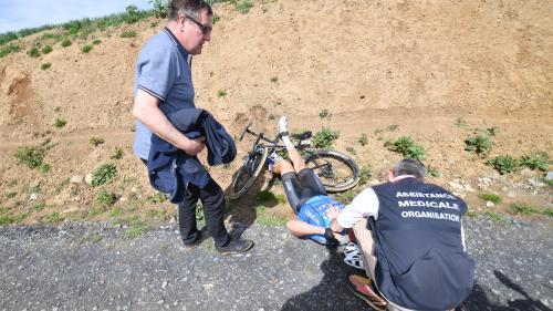 Paris-Roubaix : un coureur cycliste en arrêt cardiaque après une chute