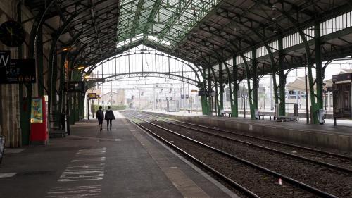 Grève à la SNCF : un TGV sur 5 prévu lundi, un Transilien et un TER sur 3, un Intercités sur 6, annonce la direction