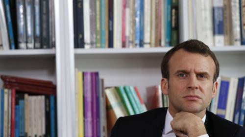 L'entretien d'Emmanuel Macron sur TF1 se déroulera dans une école de l'Orne