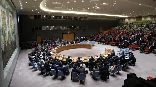 Attaque chimique présumée en Syrie : le Conseil de sécurité de l'ONU se réunit en urgence lundi