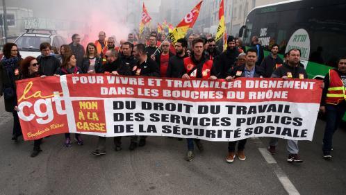 Grève à la SNCF : quatre ministres défendent la réforme dans la presse... avec les mêmes éléments de langage