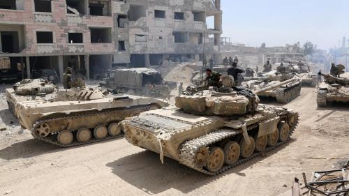 """Syrie : """"Les tableaux cliniques des victimes sont accablants, il est incontestable qu'il s'agit d'une attaque chimique"""""""