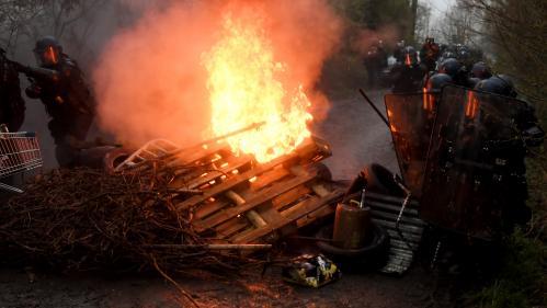 DIRECT. Notre-Dame-des-Landes : treize squats ont été démantelés et sept personnes interpellées