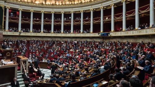 Les députés approuvent le principe du changement de statut de la SNCF