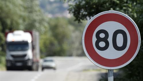 Les trois quarts des automobilistes sont opposés à une baisse de la vitesse sur les routes secondaires