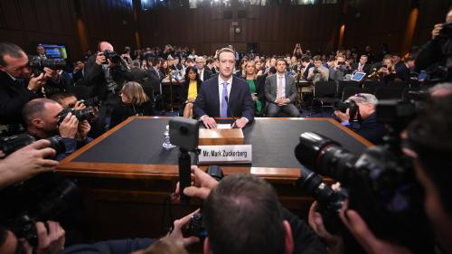 DIRECT. Facebook : regardez l'audition de Mark Zuckerberg devant le Congrès américain