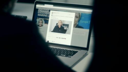 """VIDEO. Regardez le documentaire """"Les 10 derniers jours de Marine Le Pen"""" sur France 5"""