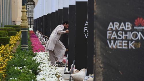 L'Arabie saoudite accueille sa première Fashion Week (réservée aux femmes)