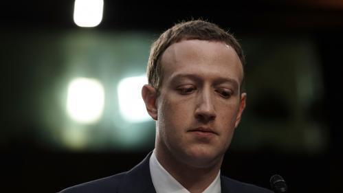 VIDEO. Facebook : Mark Zuckerberg reconnaît qu'il n'aimerait pas que tout le monde sache dans quel hôtel il dort