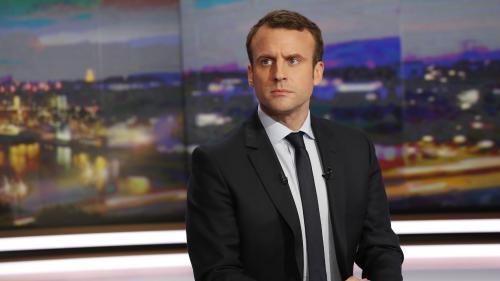 """Sujets abordés, mise en scène... Comment va se dérouler l'interview d'Emmanuel Macron au """"13 heures"""" de TF1 ?"""