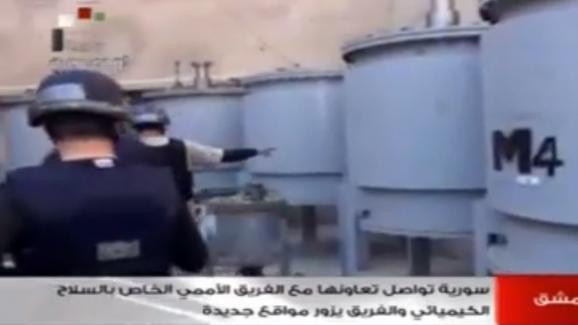 Syrie Ghouta Orientale : des combattants de Jaich al-Islam toujours à Douma