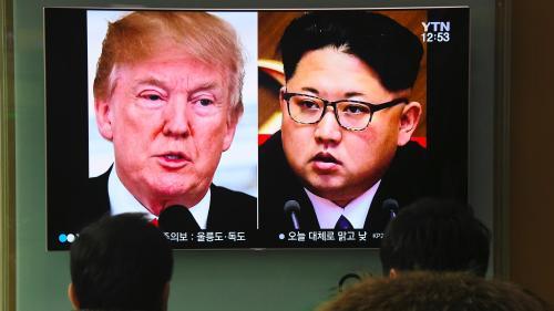 Les Etats-Unis et la Corée du Nord discutent pour préparer le futur sommet entre Donald Trump et Kim Jong-un