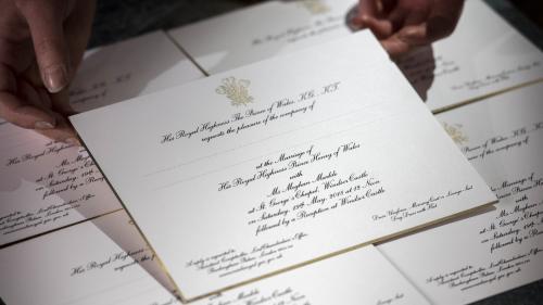 """""""Je pensais que c'était une blague"""" : ces anonymes ont été choisis pour assister au mariage royal du prince Harry et de Meghan Markle"""