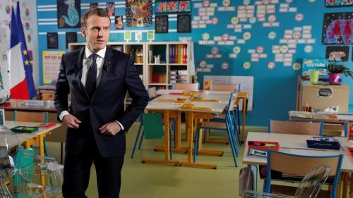 Emmanuel Macron sur TF1 : on vous résume les séquences qu'il ne fallait pas rater