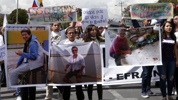 Deux journalistes et leur chauffeur, enlevés fin mars, sont morts — Equateur