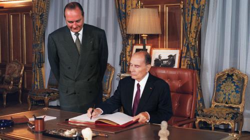 RECIT. 25 août 1994 : le jour où Jacques Chirac devint le candidat favori de François Mitterrand