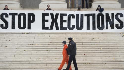 Peine de mort : le nombre d'exécutions dans le monde continue de baisser, selon Amnesty International