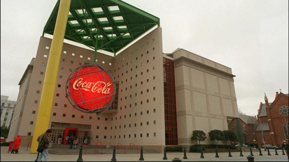 Smartwater, l'eau de Coca-Cola